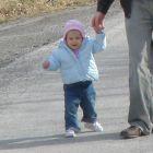 על התפתחות ההליכה ובחירת נעליים לילדים
