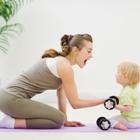 אימונים בשילוב אמהות - רצוי ואפשרי