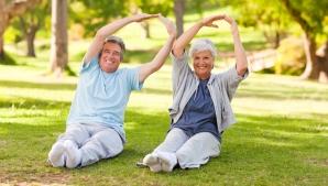 האם ניתן לשפר כושר גופני בגיל מבוגר?