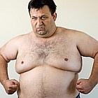 השמנת יתר מסכנת גברים עם בעיות חברתיות
