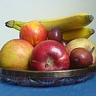 תזונה נכונה ובריאה כוללת אכילת פירות