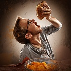 התמכרות לאוכל (שאינו מזון)