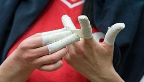 כיצד למנוע פציעות במשחק כדורשת?